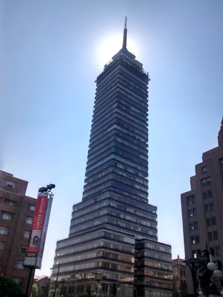 Actividades Torre Latinoamericana CDMX