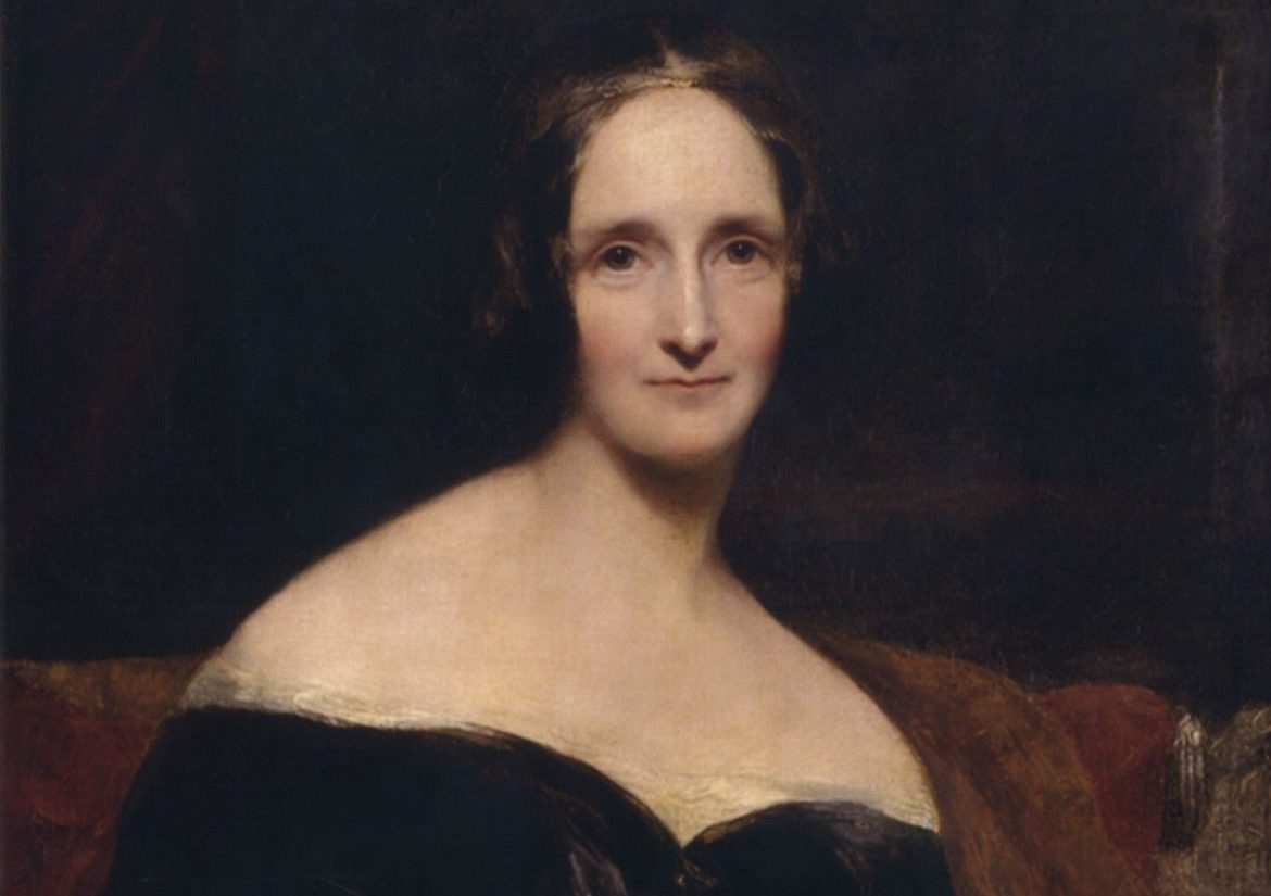 datos frases y libros de Mary Shelley